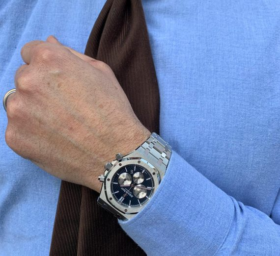AUDEMARS PIGUET ROYAL OAK 26331ST.OO.1220ST.01 4