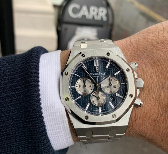 AUDEMARS PIGUET ROYAL OAK 26331ST.OO.1220ST.01 7