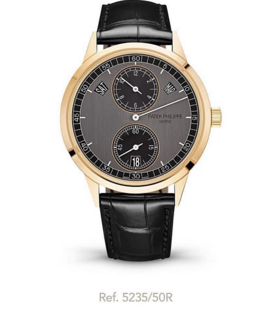 Basel World 2019 early release from Patek Philippe