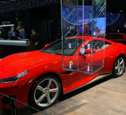 BASELWORLD 2019 HUBLOT COLLABORATION WITH FERRARI
