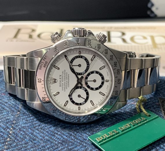 ROLEX 16520 COSMOGRAPH DAYTONA WITH A EL PRIMERO MOVEMENT BY ZENITH FROM 1997 2