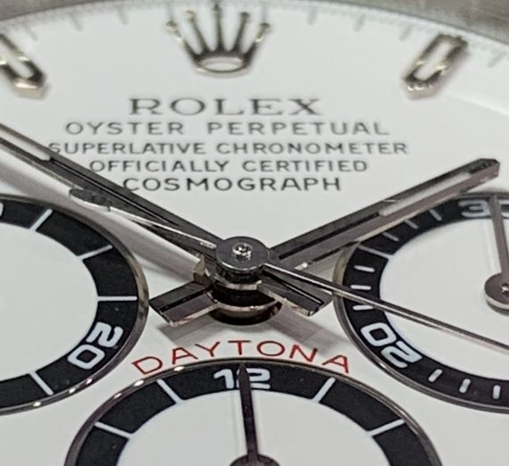 ROLEX 16520 COSMOGRAPH DAYTONA WITH A EL PRIMERO MOVEMENT BY ZENITH FROM 1997 5