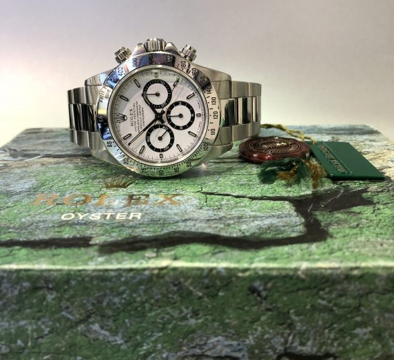ROLEX 16520 COSMOGRAPH DAYTONA WITH A EL PRIMERO MOVEMENT BY ZENITH FROM 1997 7