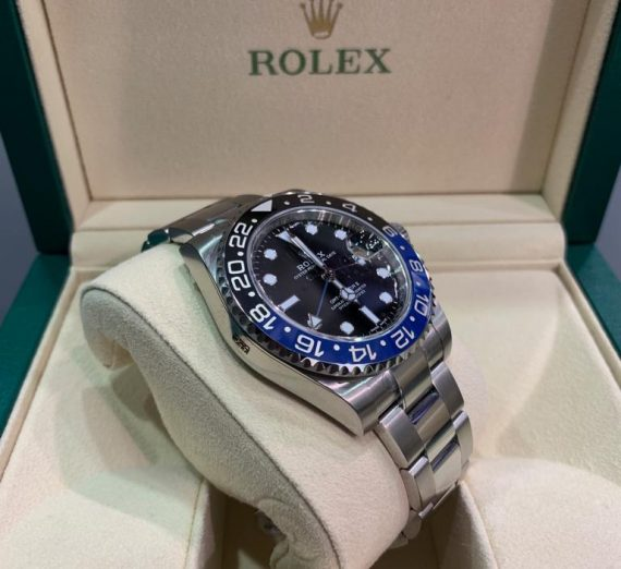 ROLEX GMT MASTER II BATMAN 116710BLNR 3