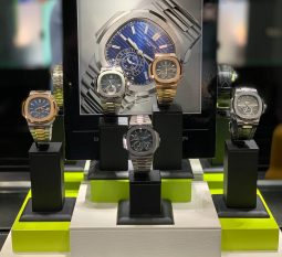THE PATEK PHILIPPE COLLECTION AVAILABLE AT CARR