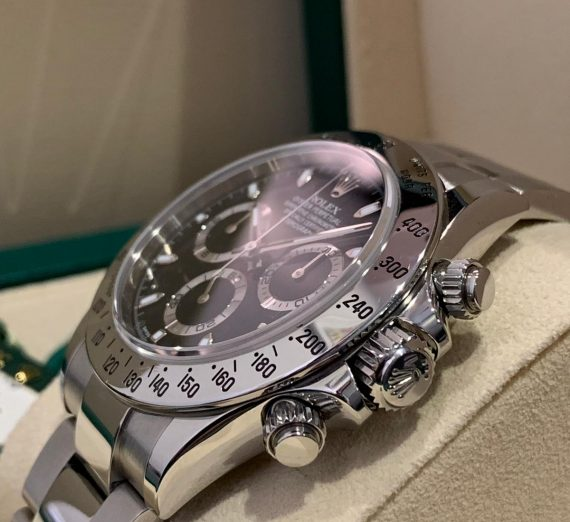 Rolex Cosmograph Daytona stainless steel 1