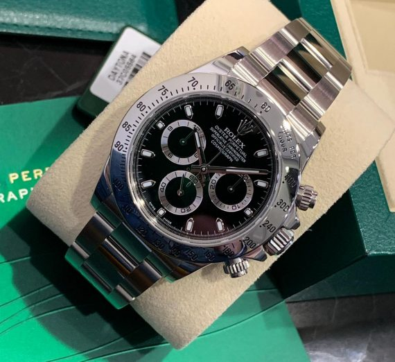 Rolex Cosmograph Daytona stainless steel 2