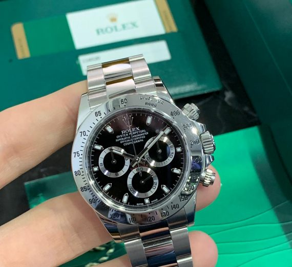 Rolex Cosmograph Daytona stainless steel 6
