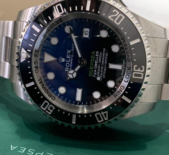 ROLEX SEA DWELLER DEEPSEA JAMES CAMERON 126660 9