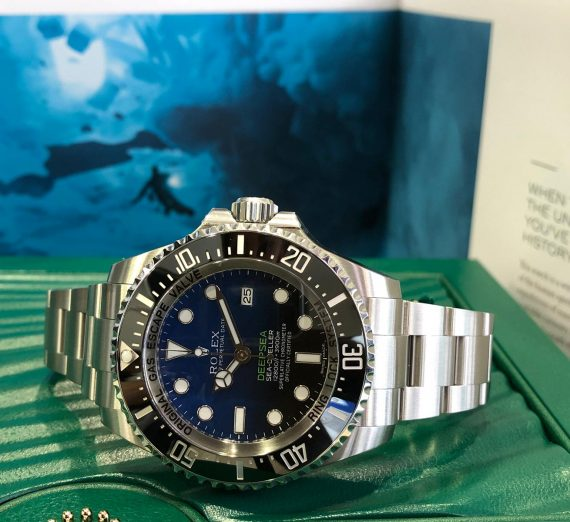 ROLEX SEA DWELLER DEEPSEA JAMES CAMERON 126660 1