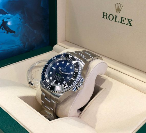 ROLEX SEA DWELLER DEEPSEA JAMES CAMERON 126660 3
