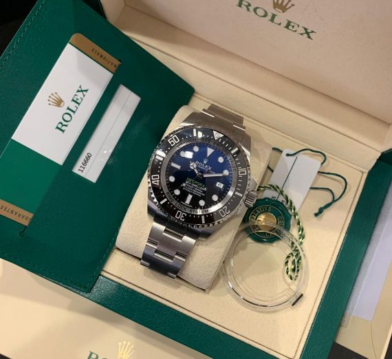 ROLEX SEA DWELLER DEEPSEA JAMES CAMERON 126660 4