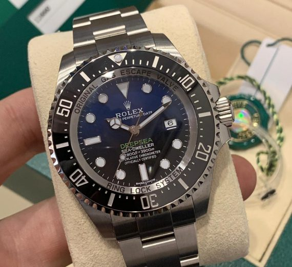 ROLEX SEA DWELLER DEEPSEA JAMES CAMERON 126660 5