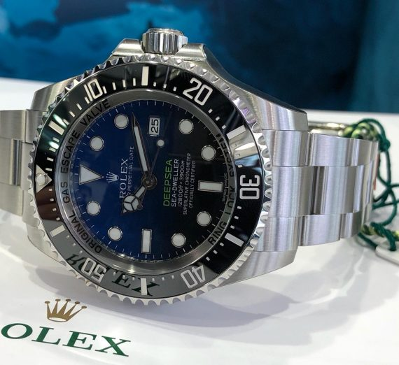 ROLEX SEA DWELLER DEEPSEA JAMES CAMERON 126660 7
