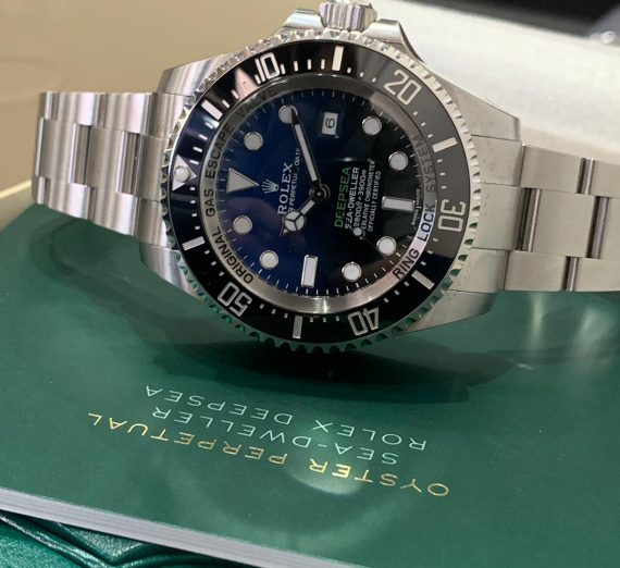 ROLEX SEA DWELLER DEEPSEA JAMES CAMERON 126660 8
