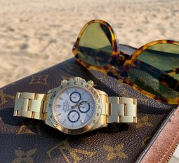YELLOW GOLD ROLEX COSMOGRAPH DAYTONA 16528