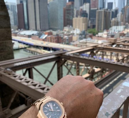 PATEK PHILIPPE 5980/1R-001 - BROOKLYN BRIDGE NYC