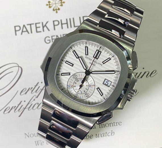 PATEK PHILIPPE NAUTILUS  CHRONOGRAPH 5980/1A 5