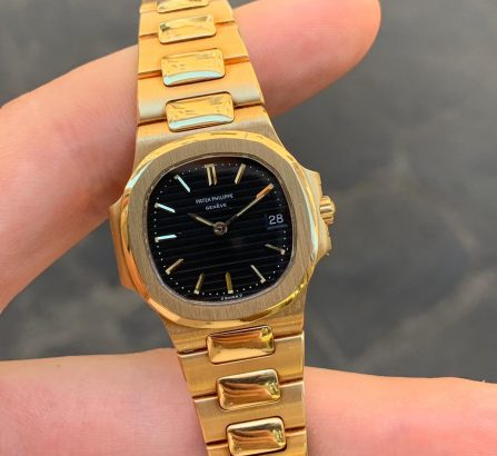LADIES PATEK PHILPPE 4700/51 NAUTILUS