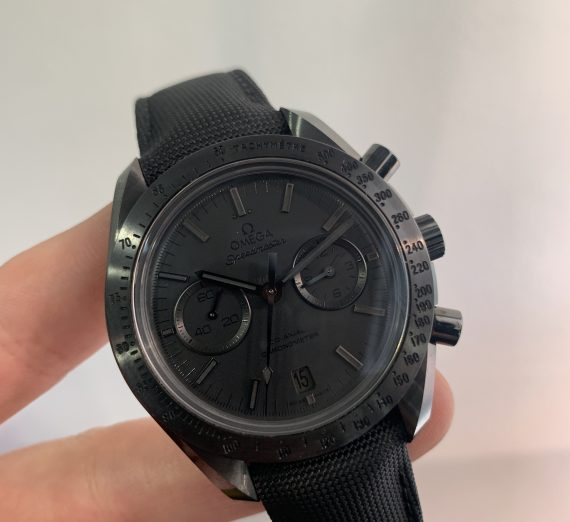 OMEGA SPEEDMASTER DARK SIDE OF THE MOON 31192445101005 9