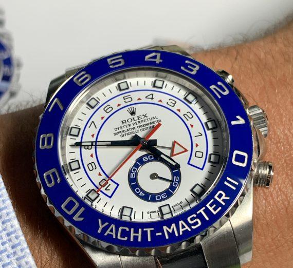 ROLEX YACHTMASTER II 116680 1