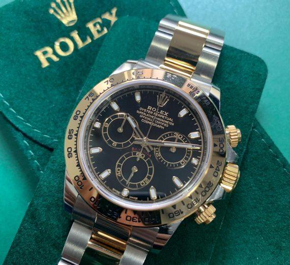 ROLEX COSMOGRAPH DAYTONA STEEL & GOLD 116503 5