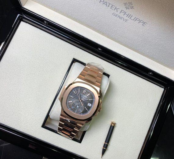 PATEK PHILIPPE NAUTILUS ROSE GOLD 5980/1R-001 20