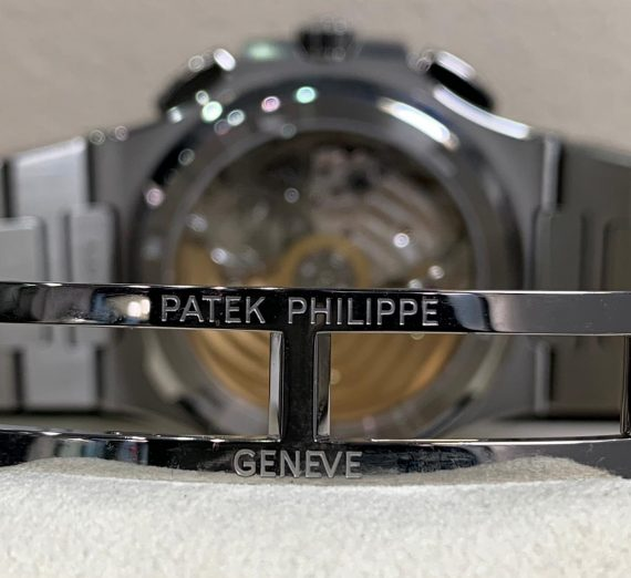 PATEK PHILIPPE NAUTILUS WORLD TIME FROM 2017 MODEL 5990 8