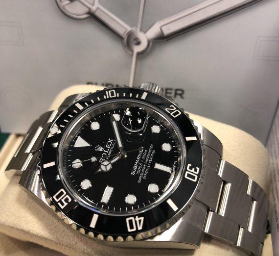 ROLEX SUBMARINER DATE 116610LN 10