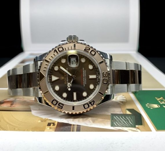 Rolex Yacht-Master 40mm 126621 Oystersteel and Everose gold 1