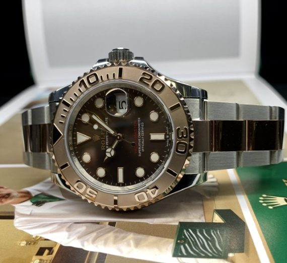 Rolex Yacht-Master 40mm 126621 Oystersteel and Everose gold 2