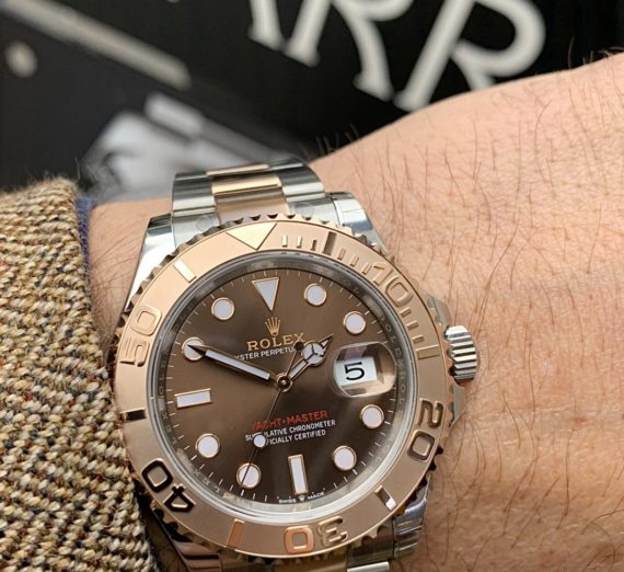 Rolex Yacht-Master 40mm 126621 Oystersteel and Everose gold