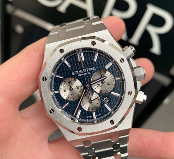 AUDEMARS PIGUET ROYAL OAK BOUTIQUE BLUE 26331ST.OO.1220ST.01 6
