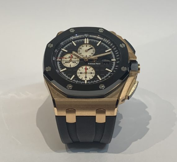 AUDEMARS PIGUET ROYAL OAK OFFSHORE ROSE GOLD 26401RO.OO.A002CA.01 5