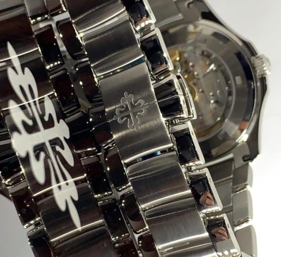 Patek Philippe Aquanaut Gents Stainless Steel 5167/1A-001 2