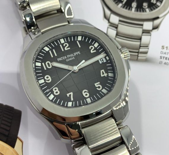 Patek Philippe Aquanaut Gents Stainless Steel 5167/1A-001 3