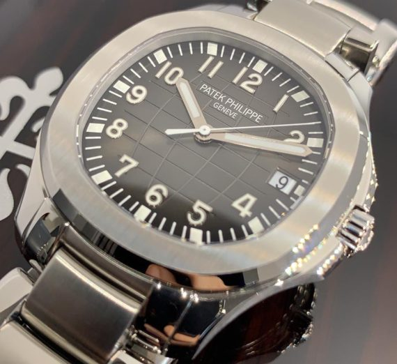 Patek Philippe Aquanaut Gents Stainless Steel 5167/1A-001 4