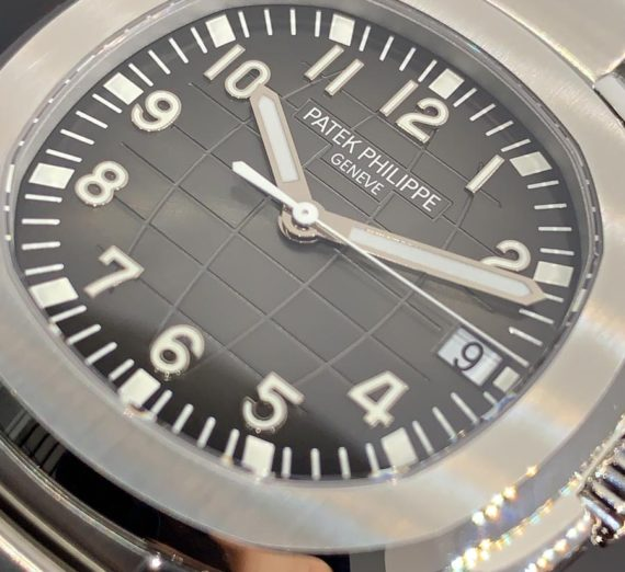 Patek Philippe Aquanaut Gents Stainless Steel 5167/1A-001