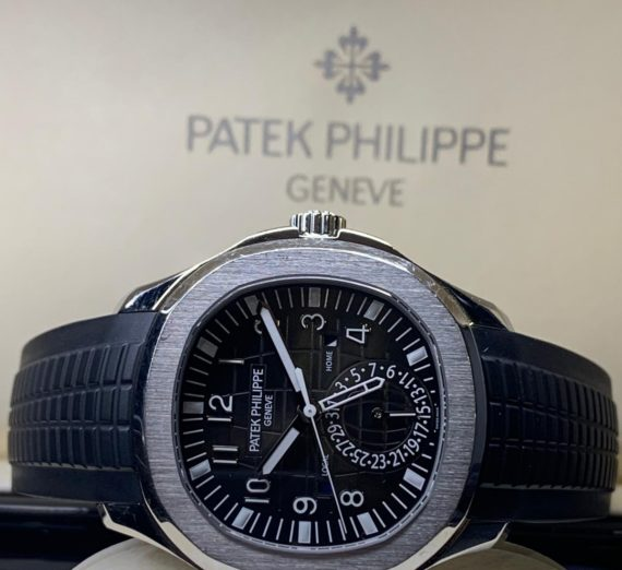 Patek Philippe Aquanaut Travel Time Stainless Steel 5164A 7