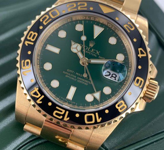 ROLEX GMT-MASTER II 116718LN 1