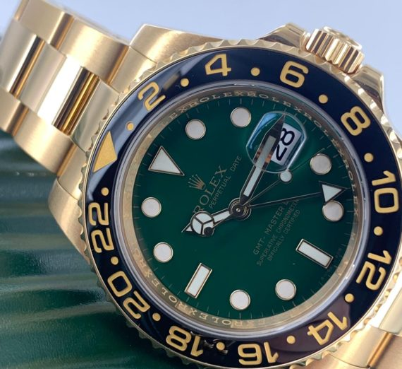 ROLEX GMT-MASTER II 116718LN 2