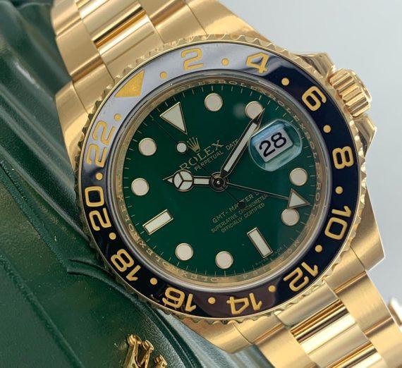 ROLEX GMT-MASTER II 116718LN 5