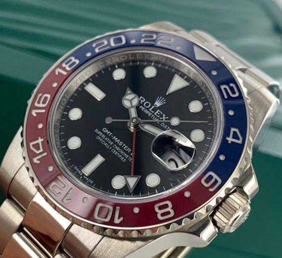 ROLEX GMT-MASTER II 116719BLRO 1