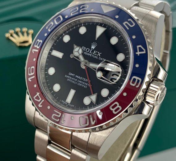 ROLEX GMT-MASTER II 116719BLRO 2