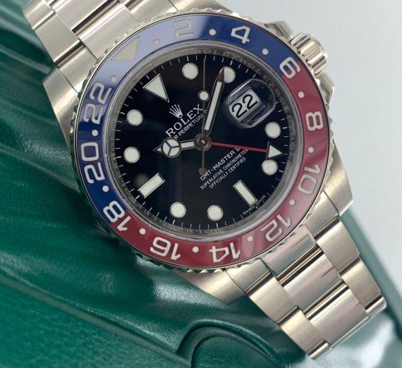 ROLEX GMT-MASTER II 116719BLRO 4