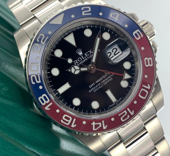 ROLEX GMT-MASTER II 116719BLRO 5