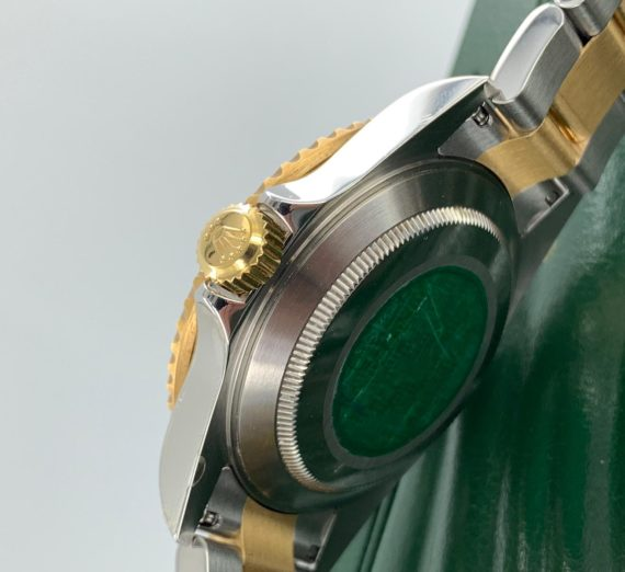 ROLEX SUBMARINER 18CT GOLD AND STEEL 16613 1