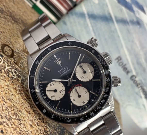 VINTAGE ROLEX DAYTONA 6263 FROM 1979 2