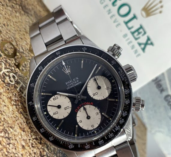 VINTAGE ROLEX DAYTONA 6263 FROM 1979 4