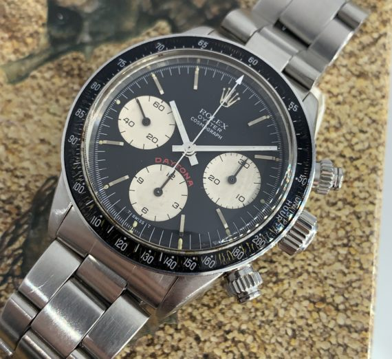 VINTAGE ROLEX DAYTONA 6263 FROM 1979